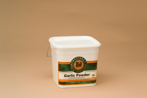 TURFMASTERS GARLIC POWDER - 2,5 kg